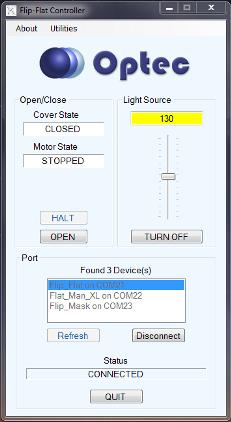 Alnitak Flip-Flat Electroluminescent Flat Fielding Device 4