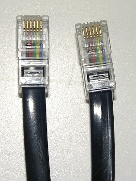 reverse_cable_connectors  Flat Wiring Diagram on