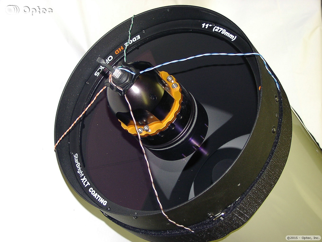 Optec Fastfocus Secondary Mirror Focusing Systems For