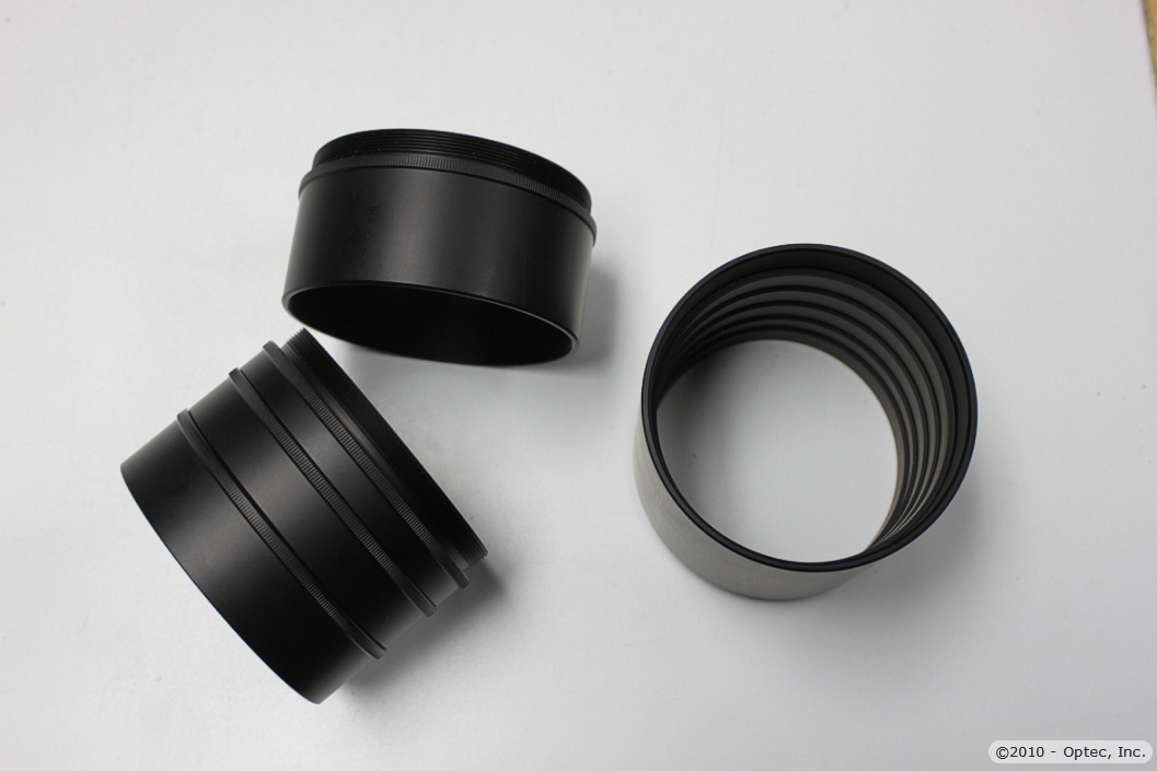 Optec :: telescope adapters dsi 3.5 inch
